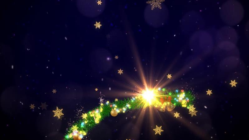 圣诞树元素圣诞假日愿望祝福视频AE模板designshidai_video0004