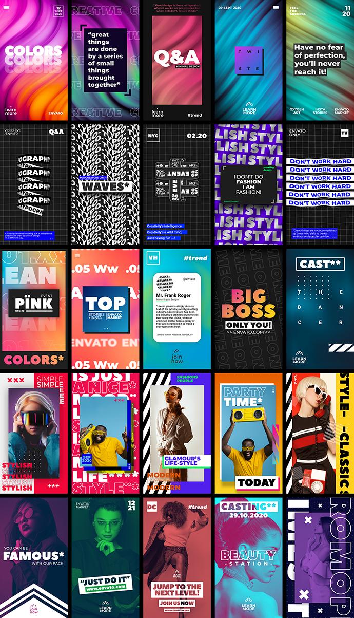 25个社交业务演示Instagram故事ae视频模板designshidai_video0056