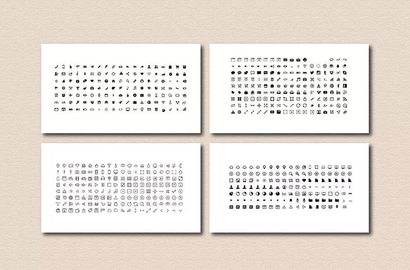 社交媒体故事贴图布局设计PPT模板designshidai_ppt070