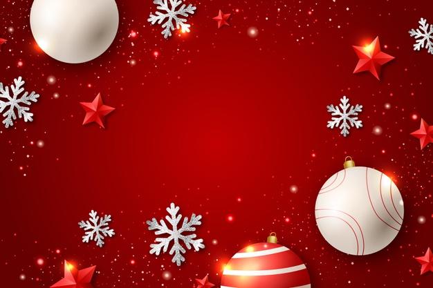 圣诞节闪亮红色背景designshidai_beijing45