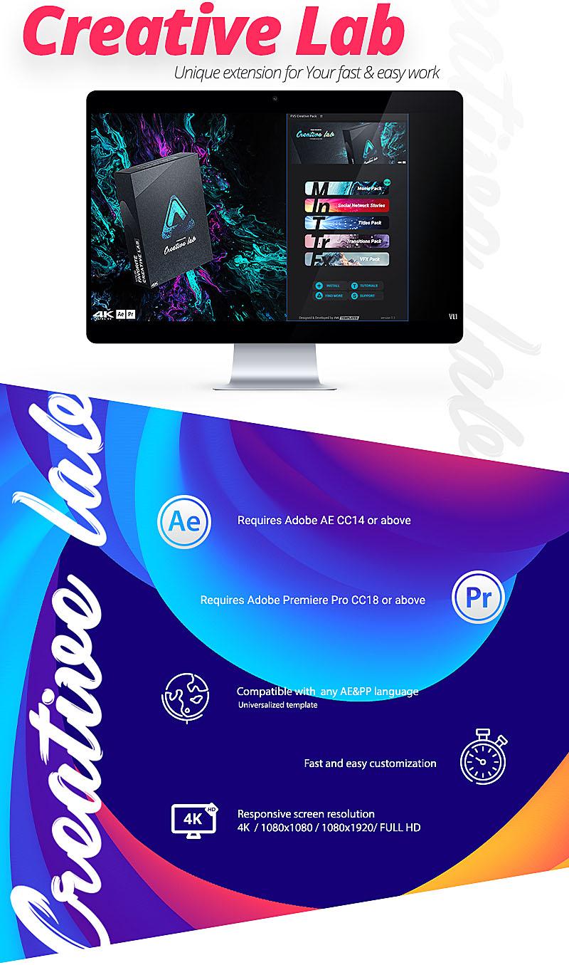 4K高质量的标题视频素材收藏包designshidai_video0077