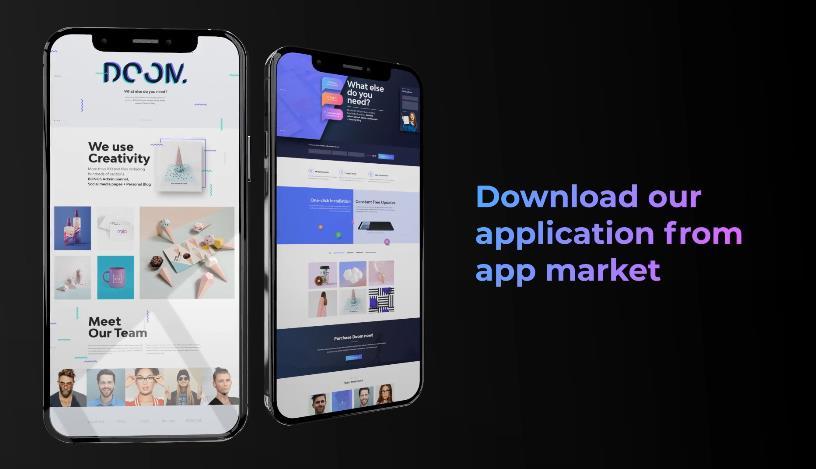 iPhone12 App应用促销演示视频AE模板designshidai_video0011