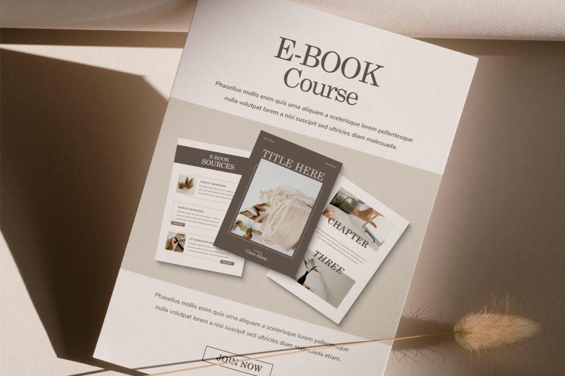 电子书模板创建素材designshidai_zazhi023