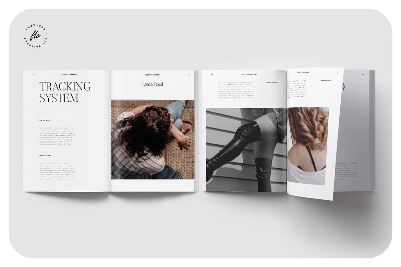 Luvres生活方式杂志画册模板designshidai_zazhi038