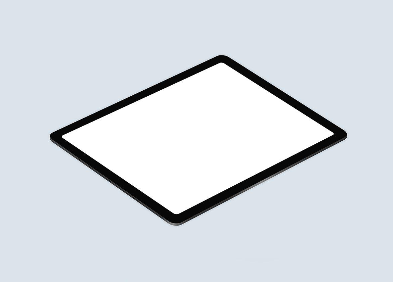 高端iPad产品展示模型designshidai_yj406