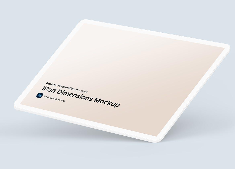 多角度iPad平板展示样机designshidai_yj425