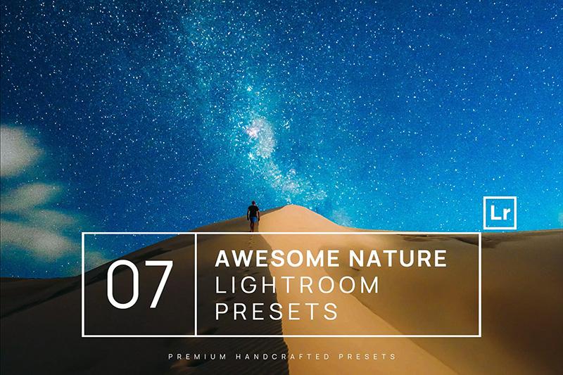 7个老式胶片风格风景照片后期Lightroom预设designshidai_Lryushe032