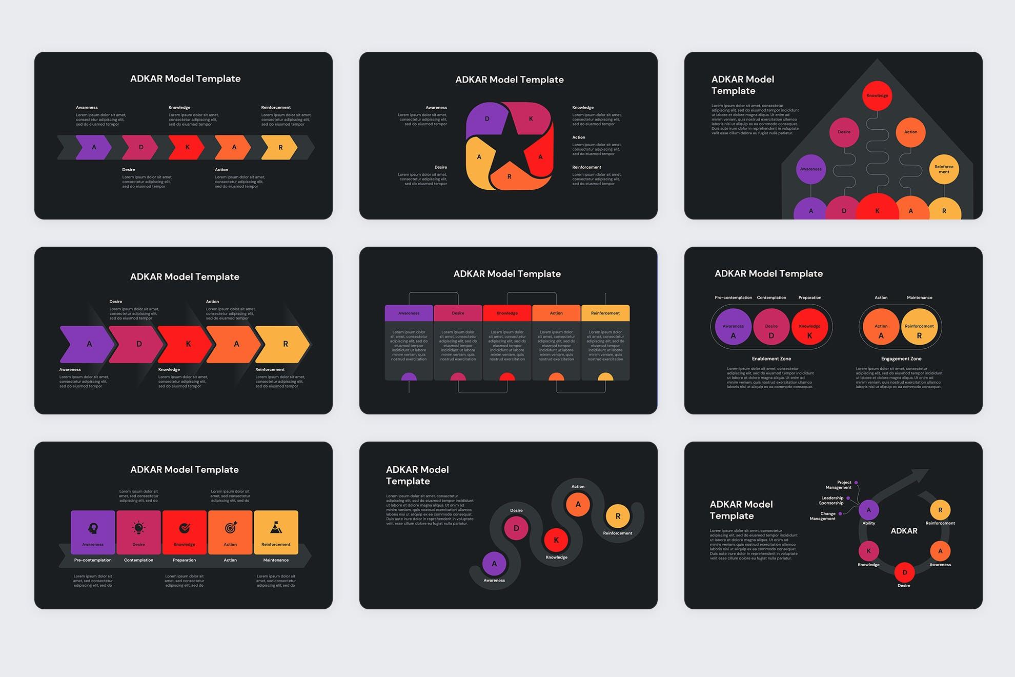 Powerpoint模型设计元素模板designshidai_ppt0120