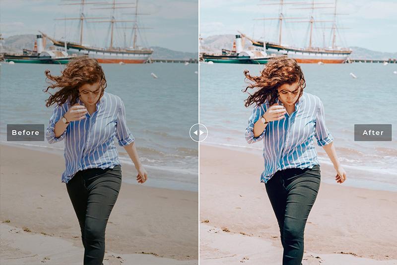 自然风阿根廷旅游景点打卡摄影LR调色预设 Buenos Aires Mobile & Desktop Lightroom Presets designshidai_Lryushe015