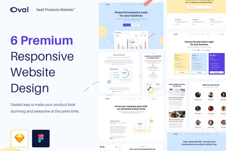 产品响应登陆页面模板designshidai_ui146