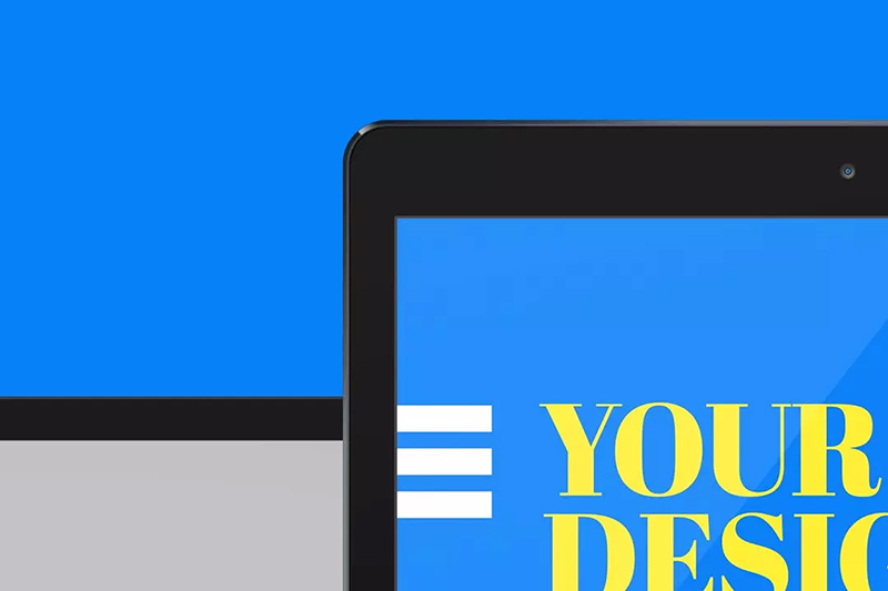 MacBook Pro,iPad平板电脑&XDR显示器屏幕样机designshidai_yj477