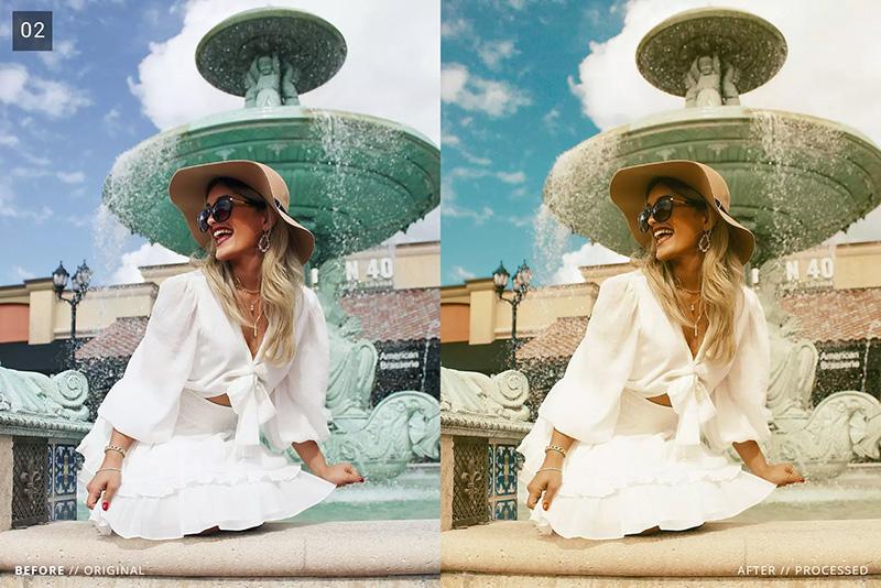 6款华丽人物肖像后期照片滤镜LR预设designshidai_Lryushe029