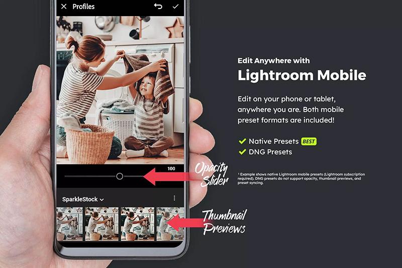 20款生活旅行家庭人物摄影Lightroom预设designshidai_Lryushe036