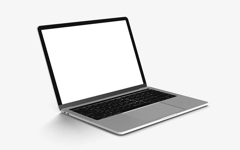 Macbook Pro苹果笔记本电脑样机模板designshidai_yj473