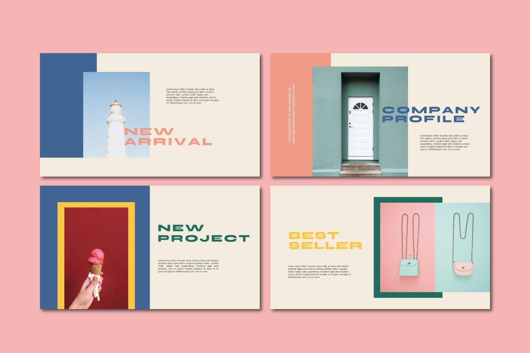 《财富》时尚PPT模板下载designshidai_ppt0113