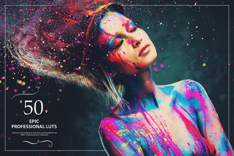 50个色彩增强电影海报后期LR加工调色预设designshidai_Lryushe005