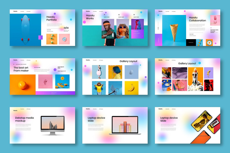 商务彩色PPT设计模板designshidai_ppt0102