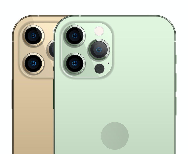 iPhone 12 Pro 分层手机样机designshidai_yj536