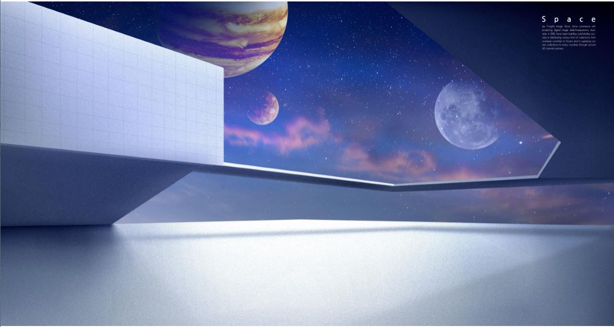 抽象太空空间Banner图背景素材 designshidai_beijing115