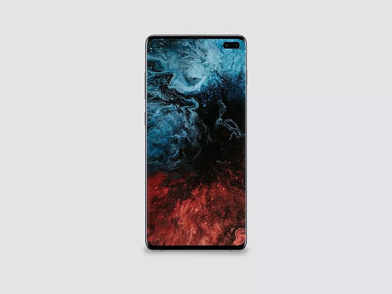 手机壳外观设计预览样机designshidai_yj556