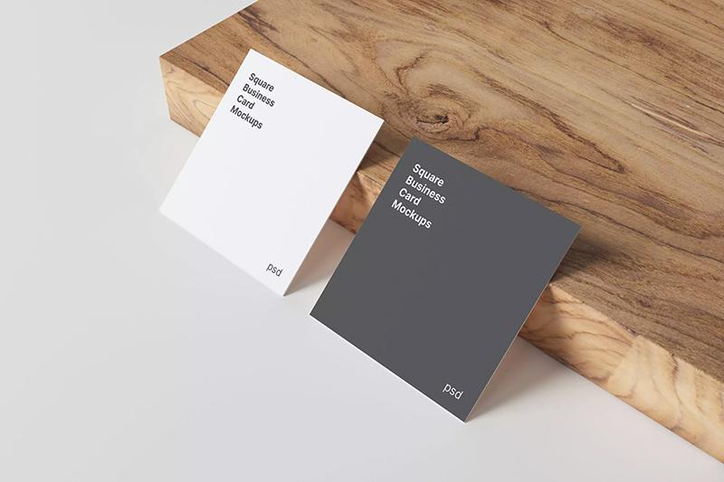 简约精致方形设计广告名片designshidai_yj572