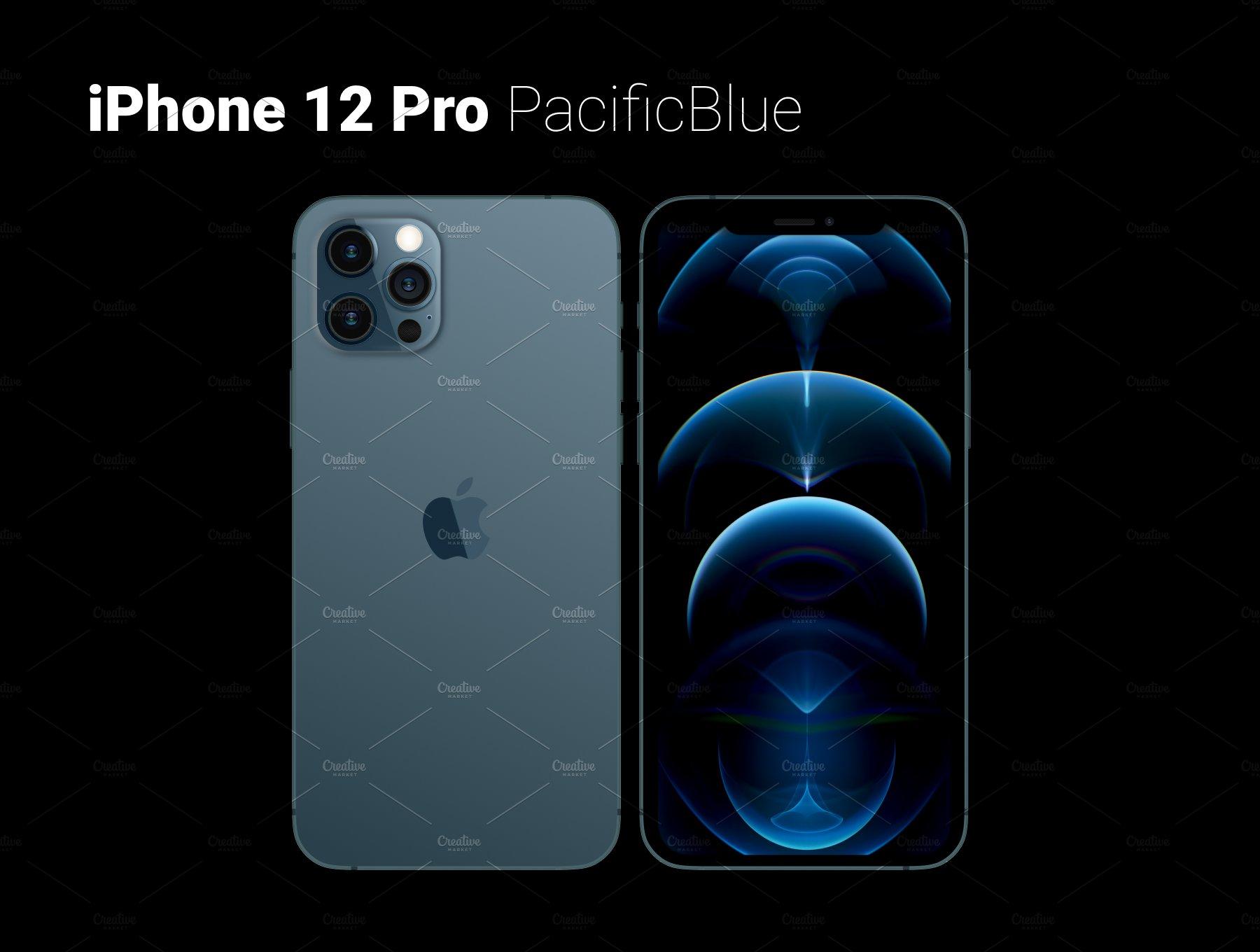 适用于Figma的iPhone12&iPhone12 Pro样机模板集 designshidai_yj537