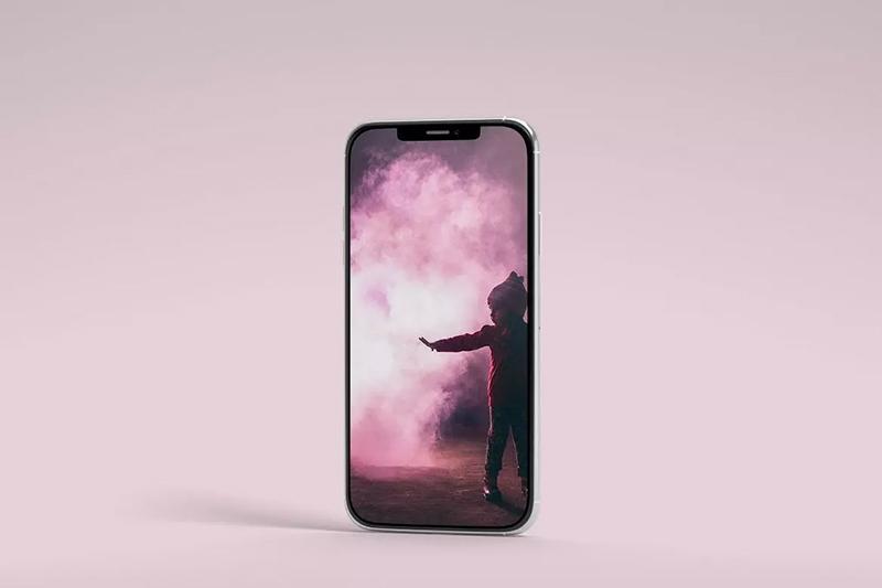 Phone X1 Mockup爱疯手机广告样机designshidai_yj557