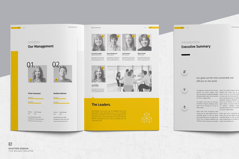 时尚高端专业的高品质多用途商业计划书品牌手册画册宣传册杂志房地产楼书设计模板designshidai_yj625