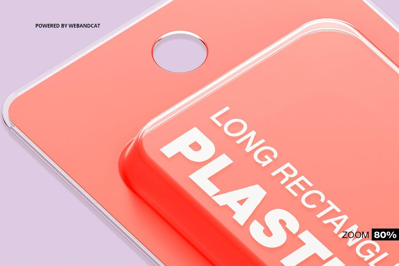 高品质的时尚高端手机壳塑料包装盒设计VI样机展示模型mockups designshidai_yj667