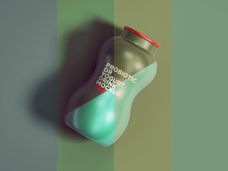 益生菌或酸奶饮料模型designshidai_yj752