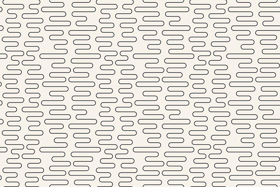 矢量几何无缝图案背景纹理designshidai_beijing156