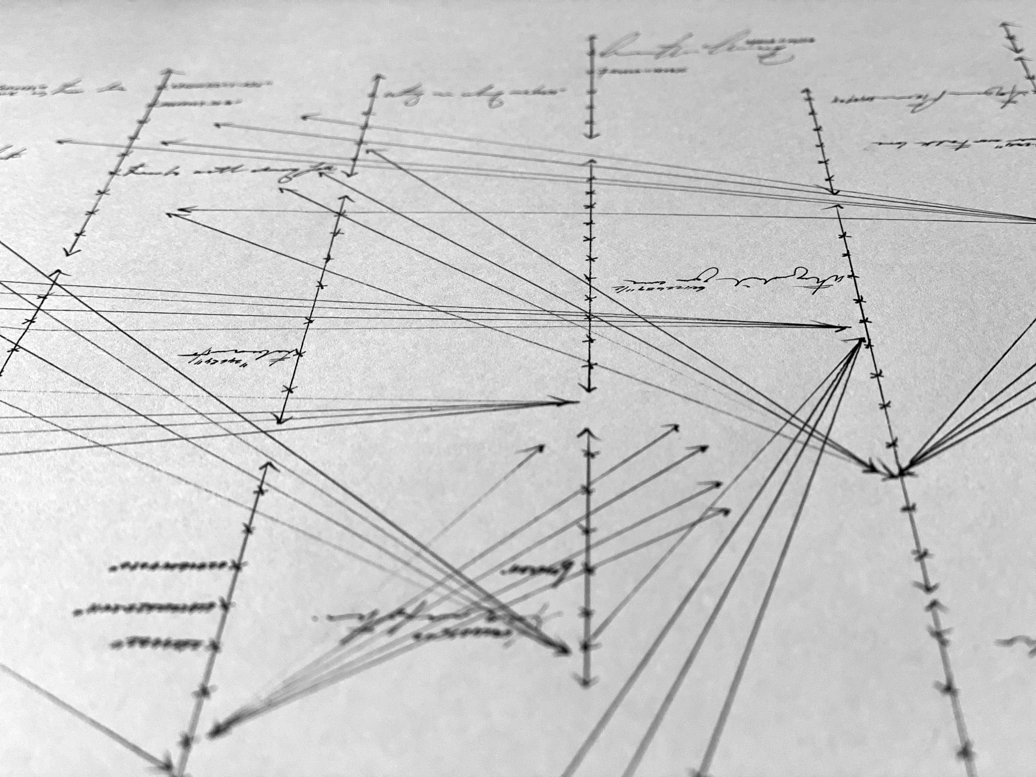高端32个线条艺术技术草图绘图ps笔刷designshidai_bishua092
