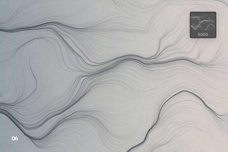 时尚高端抽象高科技电子photoshop笔刷集合designshidai_bishua086