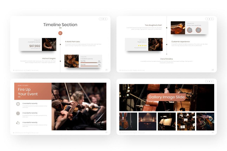 超实用多用途古典音乐奢华PPT模板designshidai_ppt0174