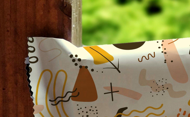 高端塑料食品包装袋模型designshidai_yj869