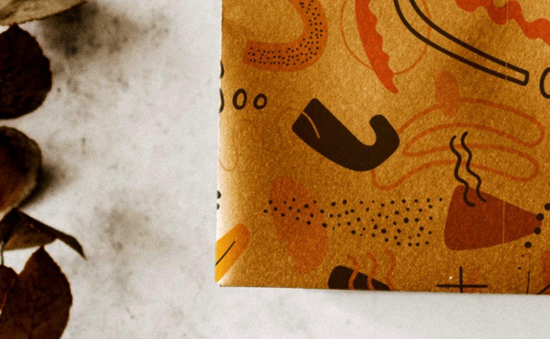 高端礼品纸张包装样机designshidai_yj862